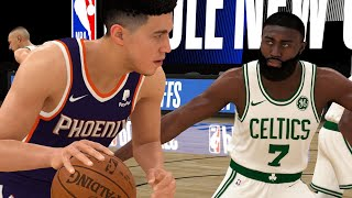 NBA Today Live 7/26 - Boston Celtics vs Phoenix Suns Full Game Highlights Scrimmage | NBA 2K