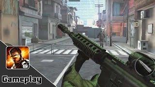 Modern Combat 5: Blackout (Android/iOS) Emboscada e combate nas ruas de Tóquio [Gameplay Parte 3]