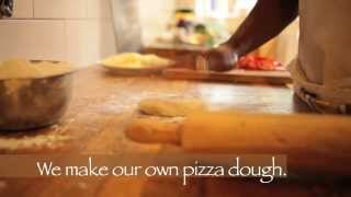 BROWN'S CHEESE FARM - HOME MADE PIZZA