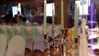 Мятно бирюзовая свадьба от Viktoria Present