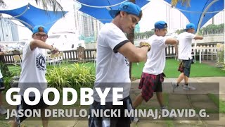 GOODBYE by Jason Derulo,Nicki Minaj | Zumba | Pop | TML Crew Vietnam