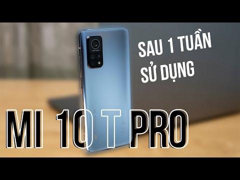 Đánh giá chi tiết Mi 10T Pro 5G sau 1 tuần sử dụng