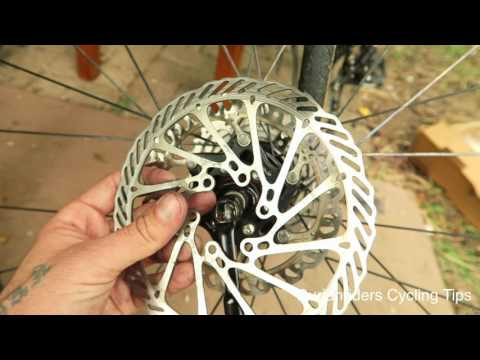 How to BOOST braking power on road disc brakes