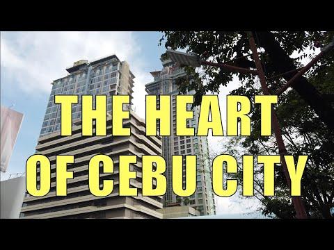 The Heart Of Cebu City.