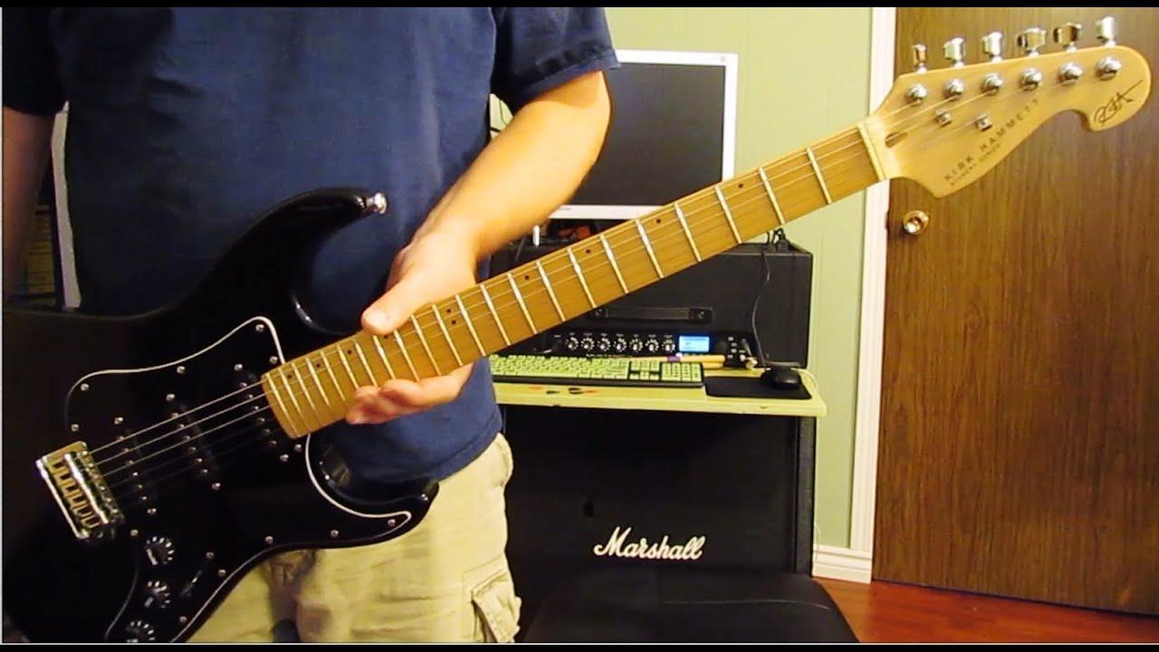 Electric guitar beginner