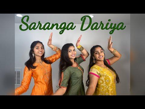 Saranga Dariya Dance Cover | Telugu Folk Song | Sai Pallavi | Naga Chaitanya | Mangli | Love Story