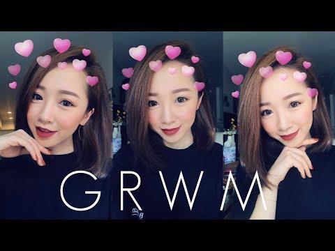 GRWM | 边聊边化妆~这次没有假睫毛哟!