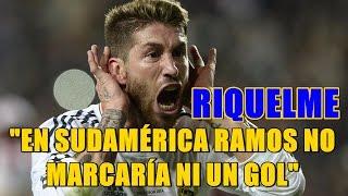 RIQUELME:
