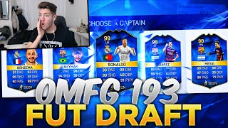 OMG 193 FUT DRAFT!? - DAS BESTE FUT DRAFT - FIFA 16 Ultimate Team