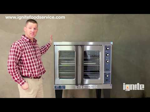 Benefits Of The Duke E-Series Convection Oven.