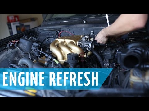 Turbo BMW E30 Build: Part 10 | Engine Refresh: Boost Prep