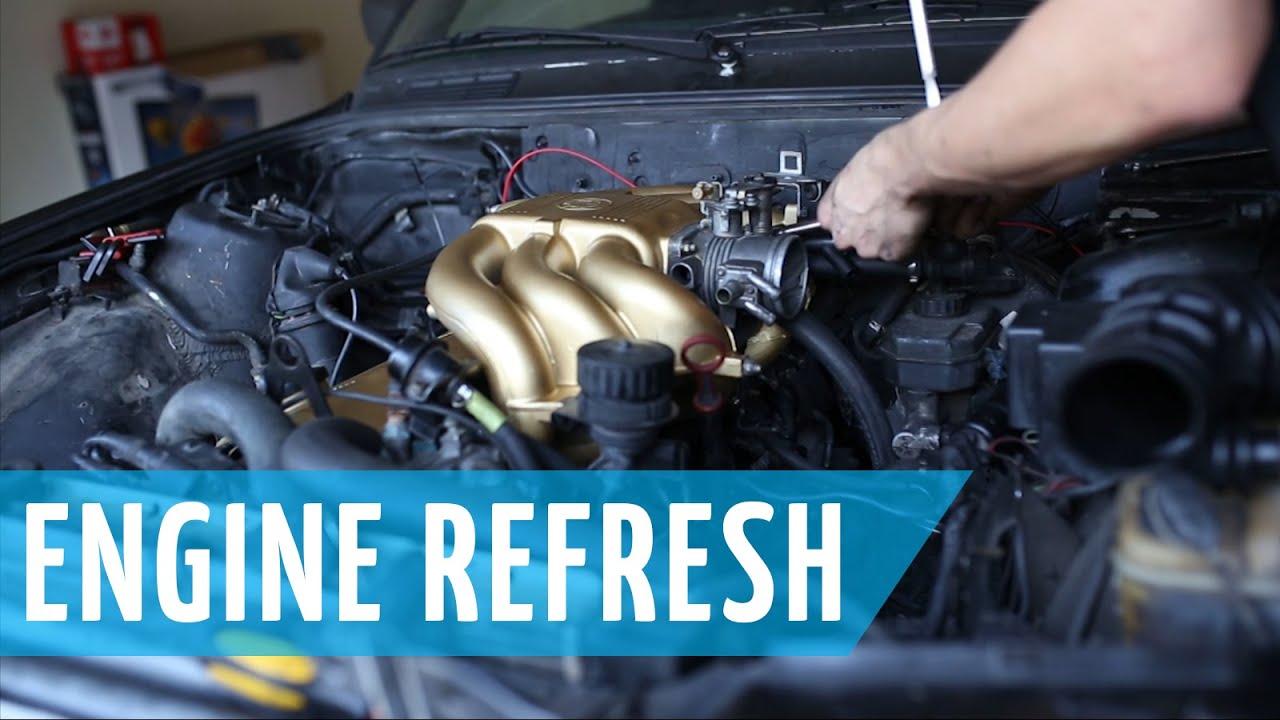 Turbo BMW E30 Build: Part 10 | Engine Refresh: Boost Prep ...