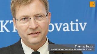 Interview: Thomas Belitz zur IKT in der Luft- und Raumfahrtindustrie