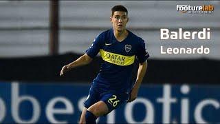 Balerdi Leonardo - Footure Lab Player analysis