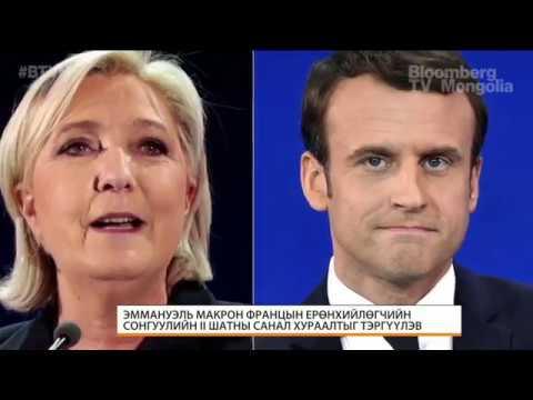 Франсуа Олланд: Би Эммануэль Макронд саналаа өгнө