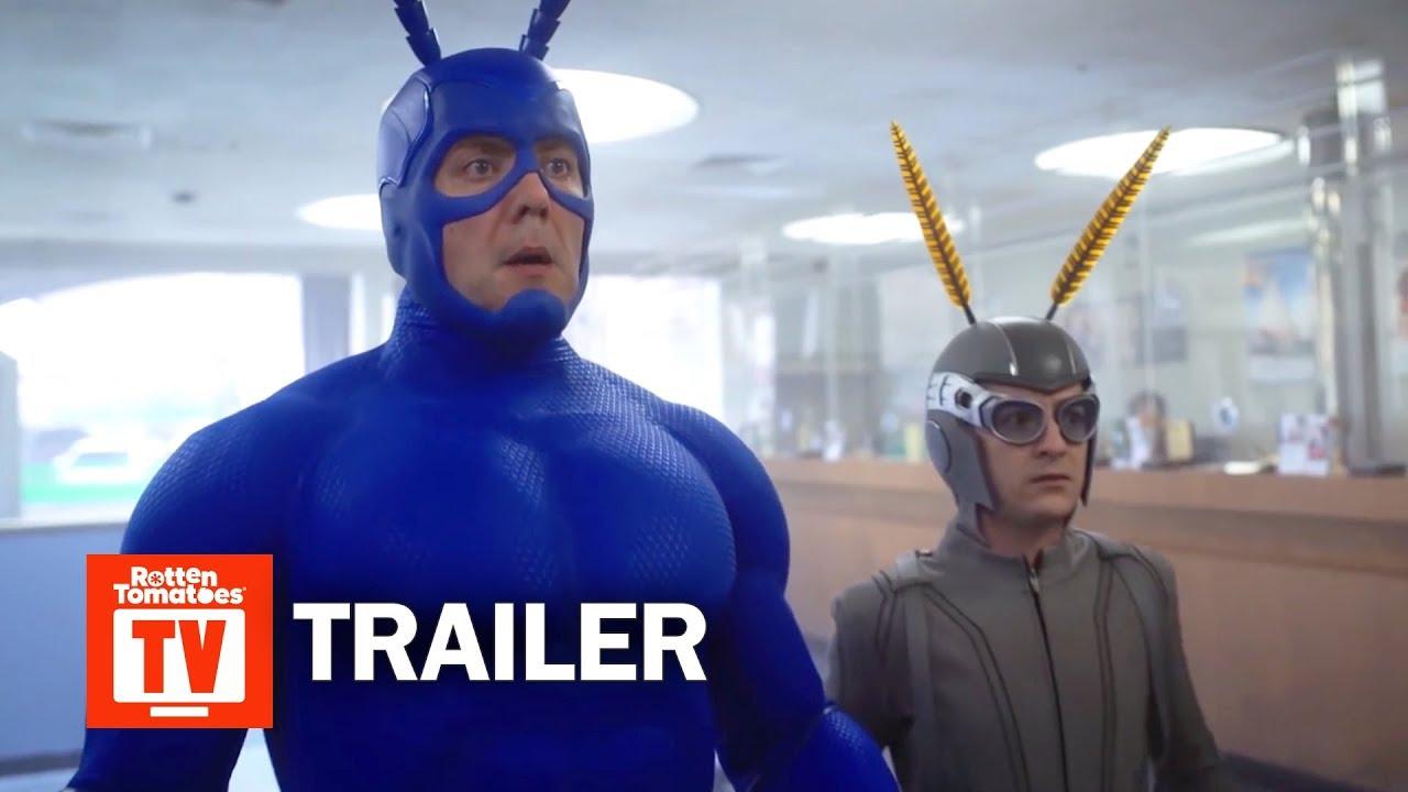 The Tick Season 2 Trailer | Rotten Tomatoes TV