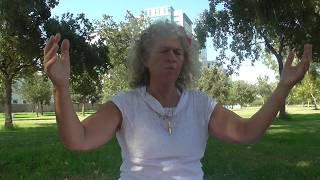 דבורה ורדית בר אילן - מדיטציה יומית לשלום - להגדיל את המעגלים והאמונה של השלום סביבינו ובתוכינו