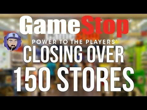 GameStop CLOSING Over 150 Stores; Here's Why | RGT 85