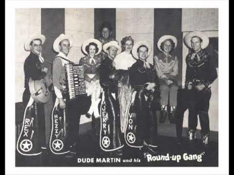 Dude Martin  Pistol Boogie