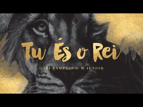 Gabi Sampaio Feat. W Junior - Tu és O Rei [ LIVE SESSION ]