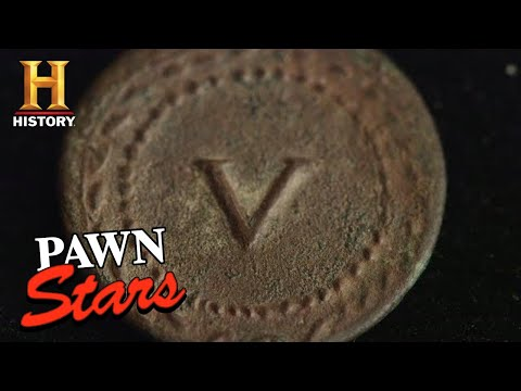 Pawn Stars: Rick Flips for an Ancient Roman Token (Season 16) | History