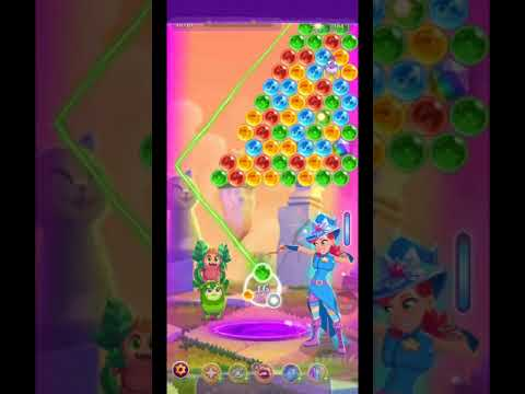 Bubble Witch 3 Saga level ~ 1545 NO BOOSTERS