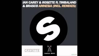 Ian Carey & Rosette feat. Timbaland & Brasco - Amnesia (CAZZETTE Radio Edit) [by MarinD]