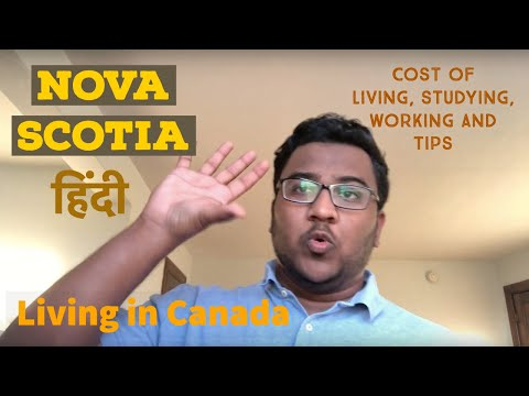 NOVA SCOTIA | Cost of Living, Tips and Advice | CANADA