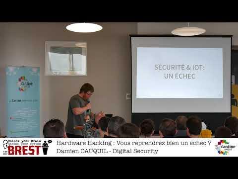 Hardware hacking: vous reprendrez bien un échec ?