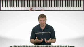 Introduction To Piano Scales - Piano Scale Lessons