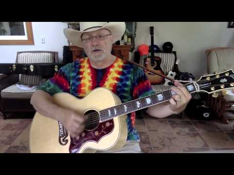 1897 -  Lead On -  George Strait vocal & acoustic guitar cover & chords