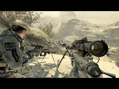 Captain Price Vs Shepherd - Call Of Duty Modern Warfare 2 Ending