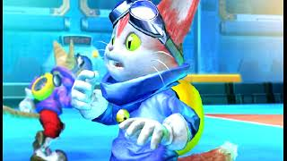 Blinx the time sweeper all cutscenes