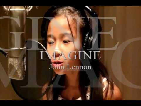 Imagine - John Lennon - DOMINIQUE