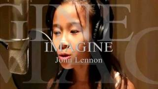 Imagine - John Lennon - DOMINIQUE