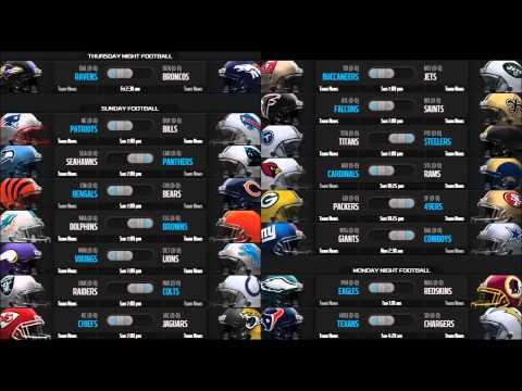 2013 NFL Season Week 1 Preview & Picks +THANKS FOR 1000 SUBSCRIBERS+