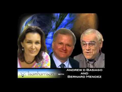 Andrew Basiago & Bernard Mendez with Lisa Harrison