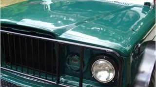 1966 Jeep J-20 Pickup Used Cars Pawleys Island SC