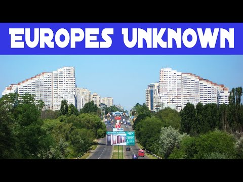 Europe's Unknown Nation - Moldova 🇲🇩 - Odd Places Ep1