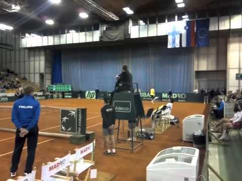 Tenniskukot Päivä 8