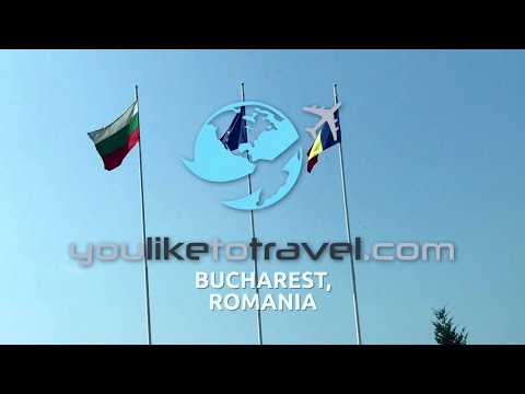 TRAVEL VLOG | Bucharest, Romania 🇹🇩