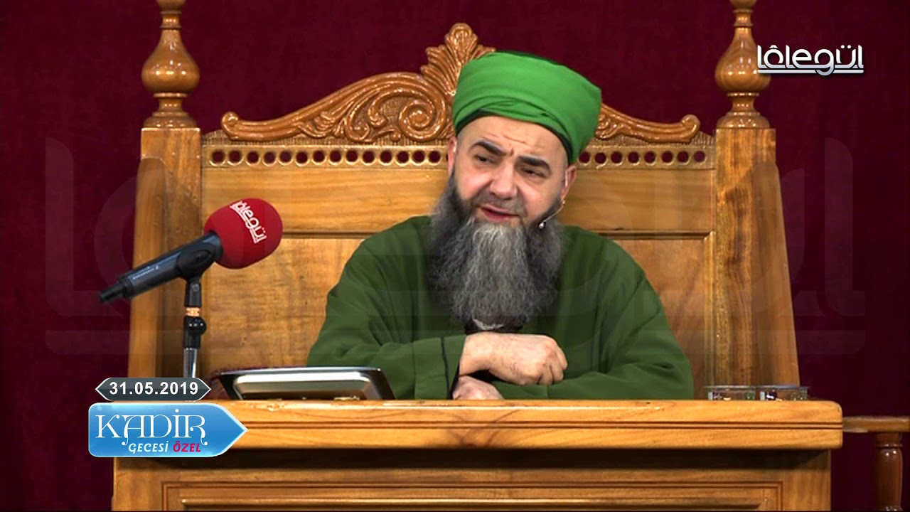 31 Mayıs 2019 (Kadir Gecesi Özel Sohbeti) - Cübbeli Ahmet Hocaefendi Lâlegül TV