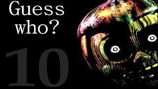 Five Nights at Freddy's 3 - New Secret Messages &