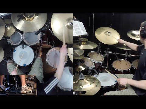 Tool - Ænema - Drum Cover