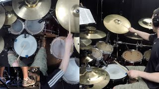 Tool - Ænema Drum Cover - Matt Grubbs