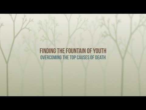 383 - Overcoming the Top Causes of Death / Fountain of Youth - Diane Burnett