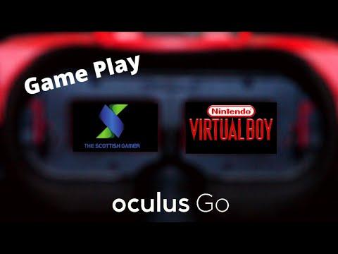 Nintendo Virtualboy on the Oculus Go [Video] : OculusGo