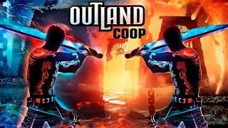 OUTLAND - (COOP ONLINE) - OBRA DE ARTE EM FORMA DE GAME