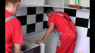 Сборка кухни(Сборка кухни