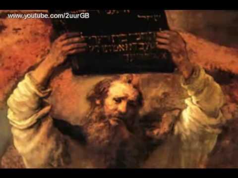HET GODDELIJK BEGINSEL - 10 - (deel 1) Mozes